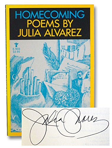 Homecoming :; poems: Alvarez, Julia