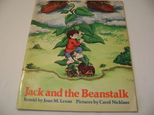 Jack and the beanstalk (0394620593) by Lexau, Joan M