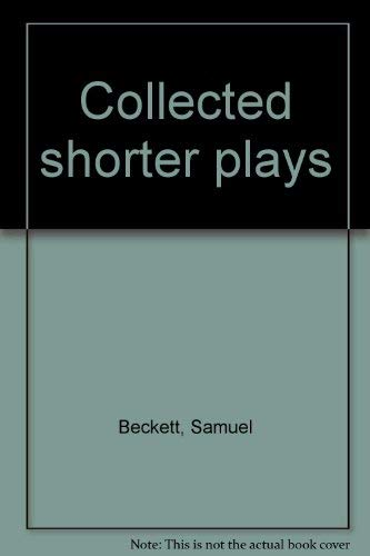 9780394620985: Collected shorter plays