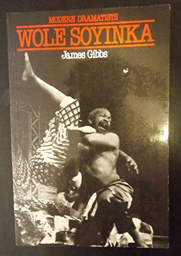 9780394621111: Wole Soyinka (Grove Press Modern Dramatists/7045)