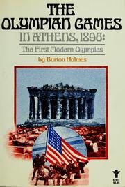 9780394621159: Olympian Games in Athens