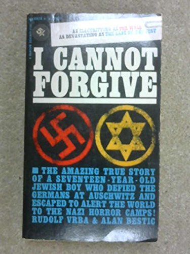 9780394621333: Escape from Auschwitz: I Cannot Forgive