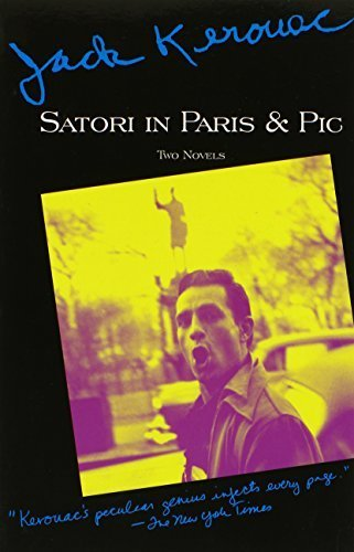 9780394621739: Satori in Paris and Pic