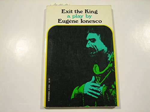 9780394621999: Exit the King, the Killer, and Macbett (THREE PLAYS)
