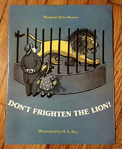 9780394622118: Don't Frighten the Lion