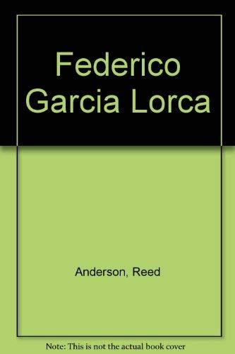 9780394622644: Federico Garcia Lorca (Black Cat Book)