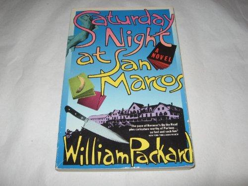 9780394622736: Saturday Night at San Marcos