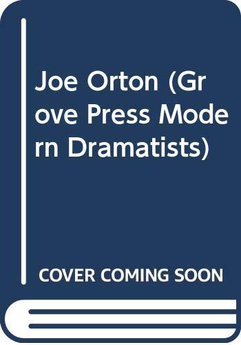 9780394623061: Joe Orton (Grove Press Modern Dramatists)