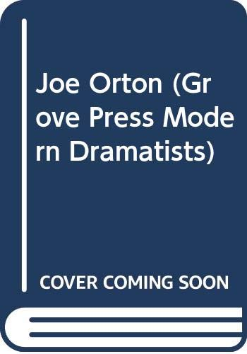 Joe Orton (Grove Press Modern Dramatists): Charney, Maurice