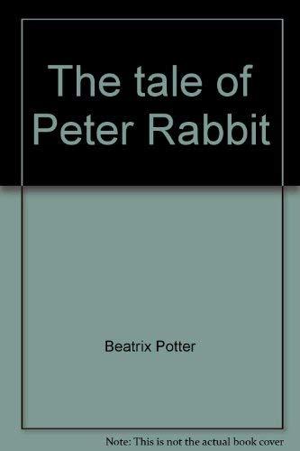 9780394623382: The Tale Of Peter Rabbit (A Little Golden Book)