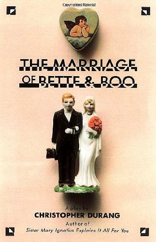 9780394623474: The Marriage of Bette and Boo