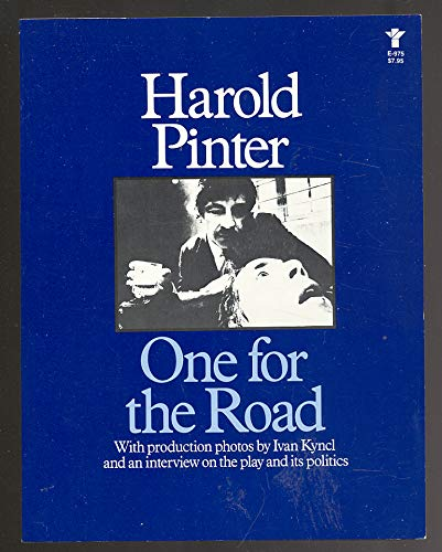 One for the road: Harold Pinter
