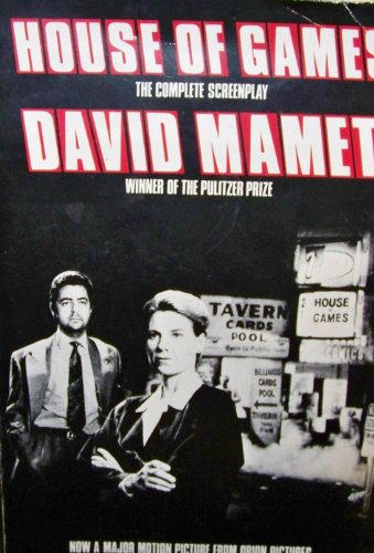 House of Games (0394623827) by Mamet, David