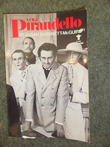 9780394624105: Luigi Pirandello