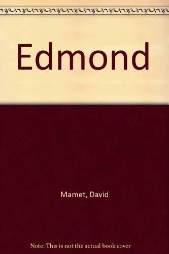 9780394624457: Edmond