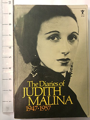 9780394624501: The Diaries of Judith Malina: 1947-1957