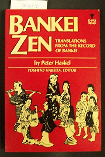 9780394624938: BANKEI ZEN: Translations from the Record of Bankei