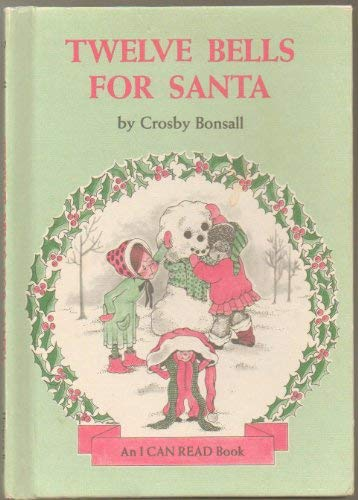 9780394693712: Twelve Bells for Santa