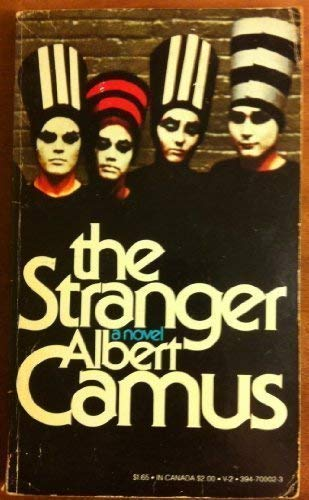 The Stranger V2: Albert Camus