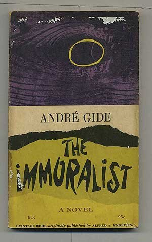 9780394700083: The Immoralist