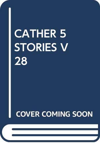 9780394700281: Five Stories