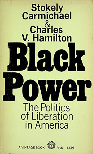 9780394700335: Black Power: The Politics of Liberation in America