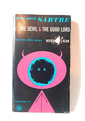 9780394700656: Devil and the Good Lord and Two Other Plays (A Vintage Book V-65)