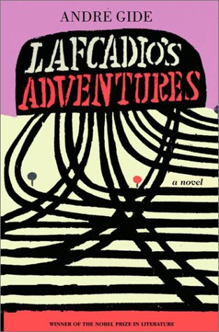 Lafcadio's Adventures: A Novel: Gide, Andre