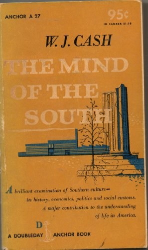 9780394700984: The Mind of the South