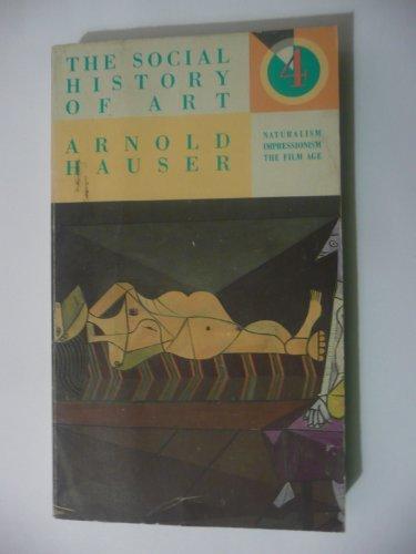 9780394701172: 004: Social History of Art V 4