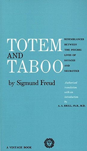 Totem and Taboo: Freud, Sigmund