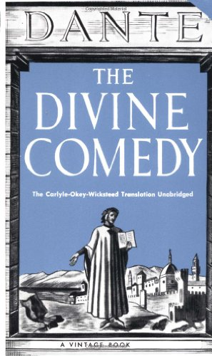 9780394701264: The Divine Comedy: The Carlyle Okey Wicksteed Unabridged Translation