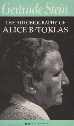 9780394701332: The Autobiography of Alice B. Toklas