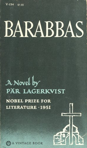 9780394701349: Barabbas, A Novel (V-134)