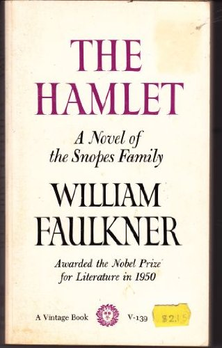 The Hamlet: William Faulkner