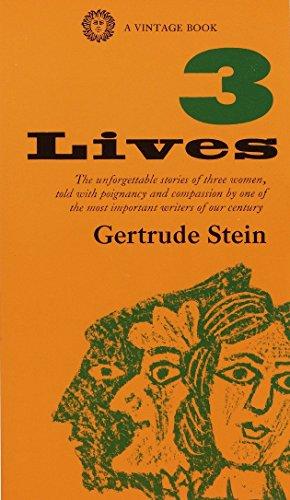 3 Lives (Vintage): Gertrude Stein