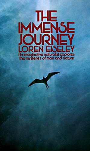 9780394701578: The Immense Journey