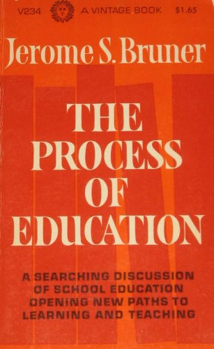 9780394702346: Process of Education