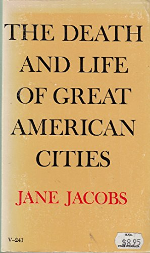 9780394702414: Title: The Death and Life of Great American Cities
