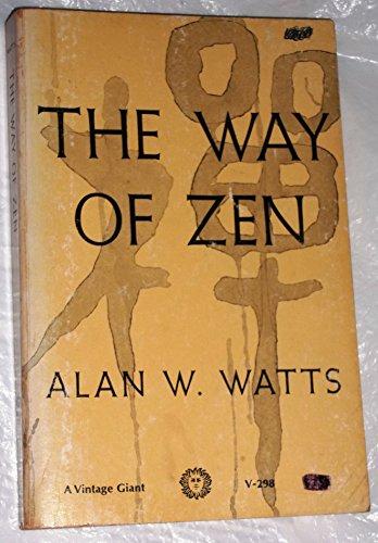 9780394702988: The Way of Zen