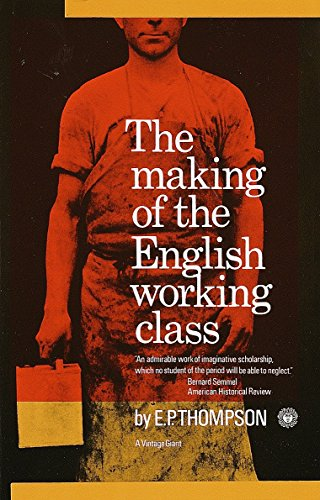 9780394703220: The Making of the English Working Class