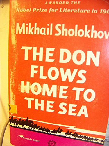 9780394703312: The Don Flows Home to the Sea (English and Russian Edition)