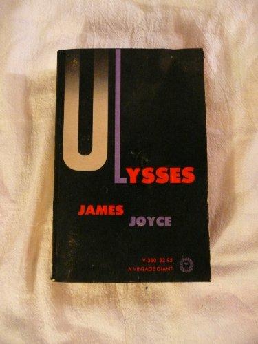 9780394703800: Ulysses