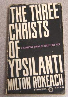 9780394703954: The Three Christs of Ypsilanti