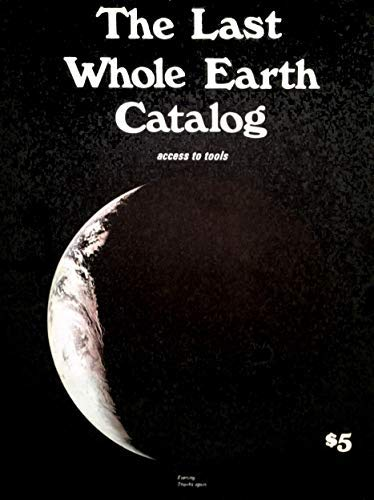 The Last Whole Earth Catalog: Access to