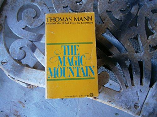 9780394704975: The Magic Mountain