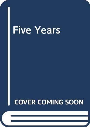 9780394704999: Five Years