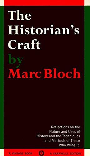 9780394705125: Historian's Craft