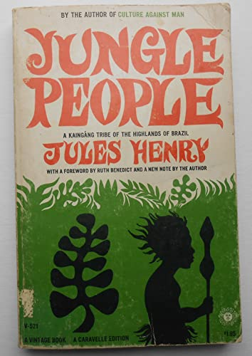 Jungle People: Henry, Jules