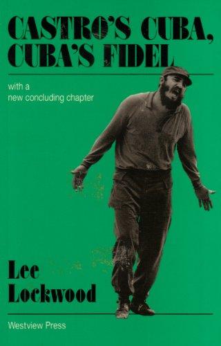 9780394705330: Castros Cuba Cubas Fidel